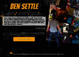 bensettle.com