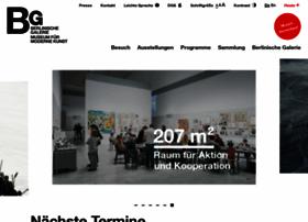 berlinischegalerie.de