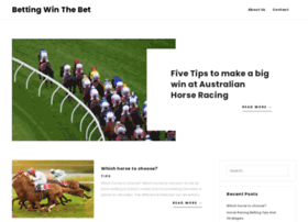 bettingwinthebet.com