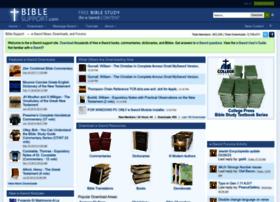 biblesupport.com
