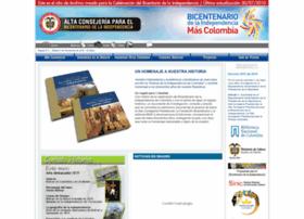 bicentenarioindependencia.gov.co