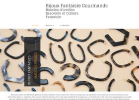 bijouxfantaisiegourmands.fr