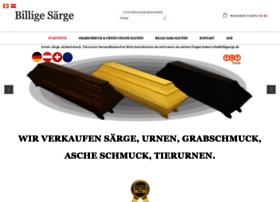 billigsarge.de