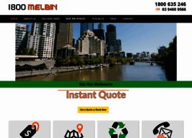 binhiremelbourne.com.au