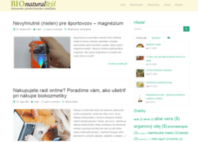 bionaturalstyl.sk