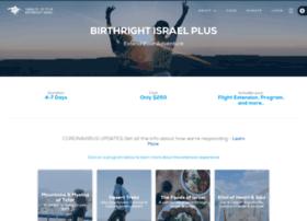 birthrightisraelplus.com