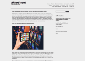 bittersweetcafe.com