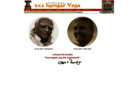 bksiyengar.com