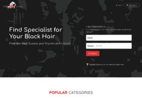 blacksalondirectory.com