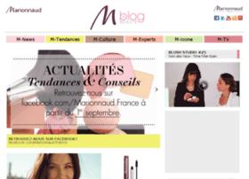 blog.marionnaud.fr