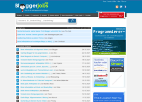 bloggerjobs.de