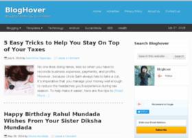 bloghover.com