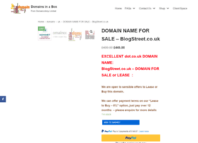blogstreet.co.uk