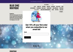 bluechicboutique.com