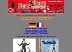 born2brom.nl