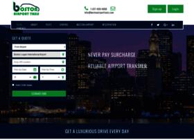 bostonairporttaxis.com