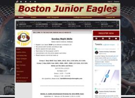 bostonjunioreagles.com