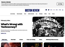 bostonreview.net
