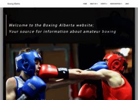 boxingalberta.com