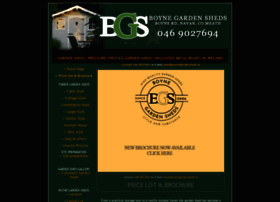 boynegardensheds.ie