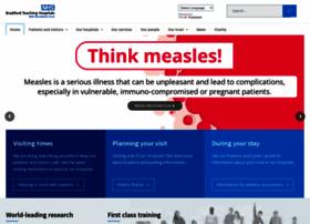 bradfordhospitals.nhs.uk