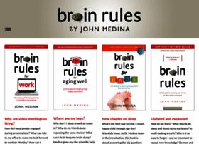 brainrules.net