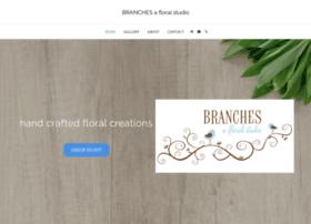 branchesfloralstudio.com