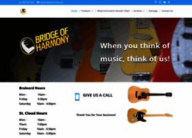bridgeofharmony.com