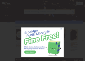 brooklynpubliclibrary.org