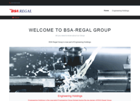 bsa-regal.co.uk