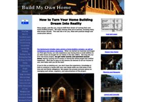 build-my-own-home.com