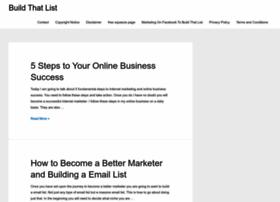 buildthatlist.com