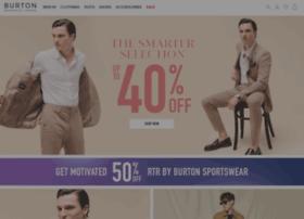 burton-menswear.com
