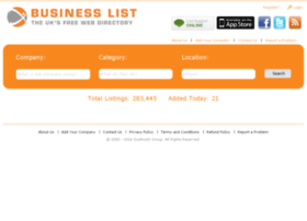 businesslist.co.uk