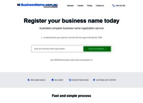 businessname.com.au