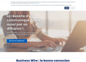 businesswire.fr