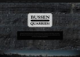 bussenquarries.com