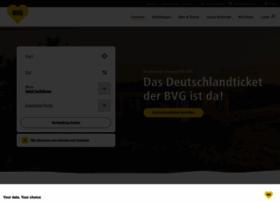 bvg.de