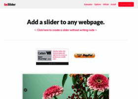 bxslider.com