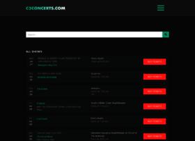 c3concerts.com