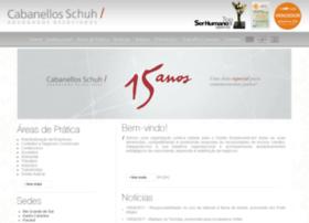cabanellosschuh.com.br