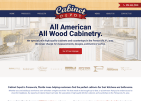 cabinet-depot.com