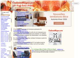 cadeautheque.com