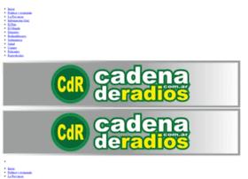 cadenaderadios.com.ar