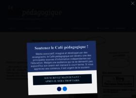 cafepedagogique.net
