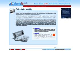 calculatusueldo.com