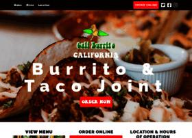 caliburrito.com