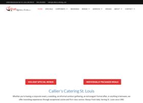 callierscatering.com