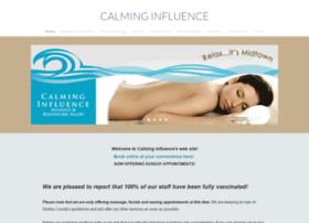 calminfluence.com