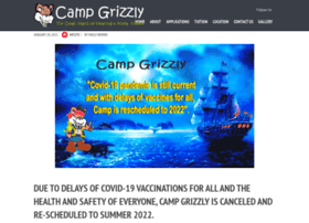 campgrizzly.org